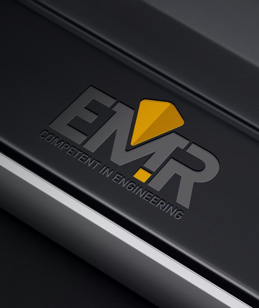EMR - Tvorba loga